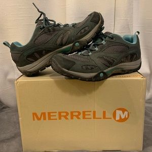 Cute! Merrell Azure Outdoor Hiking Trail Shoes